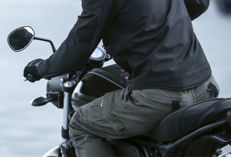 Pantalón moto Harbour de Hevik