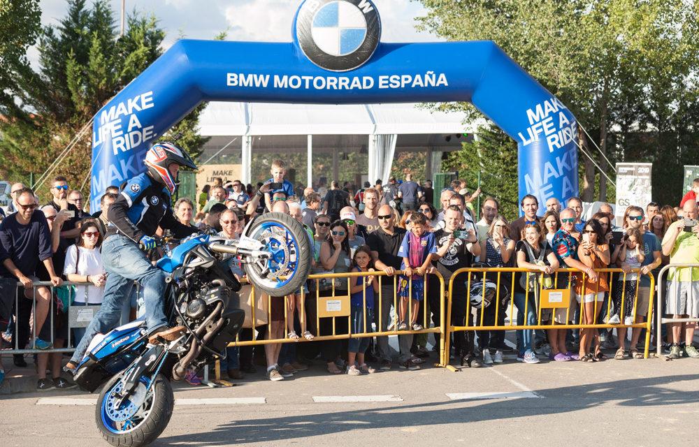 BMW Motorrad Days 2019: Todo listo para la cita de Sabiñánigo