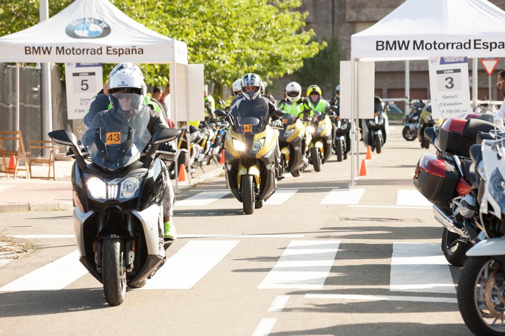 En el BMW Motorrad Days se podrá probar toda la gama de motos de la firma alemana