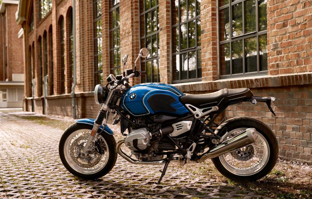 BMW NineT /5: 50 años de un bóxer histórico