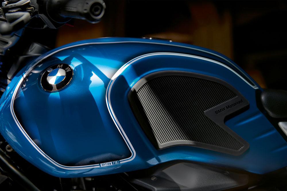 Depósito del combustible de la BMW R Ninet /5