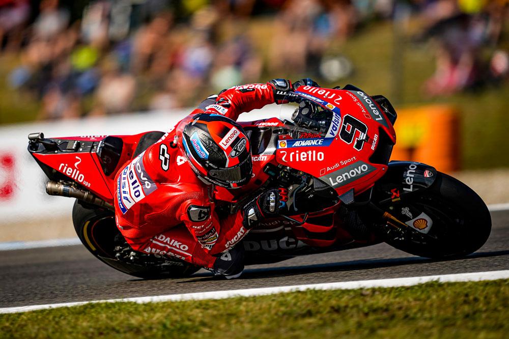Danilo Petrucci estará en Ducati MotoGP en 2020