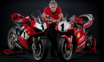 Ducati Panigale V4 25 Aniversario: homenaje a la 916