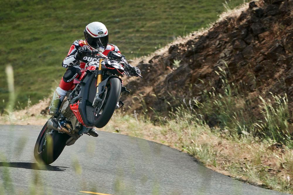 Ducati Streetfighter V4 Prototipo