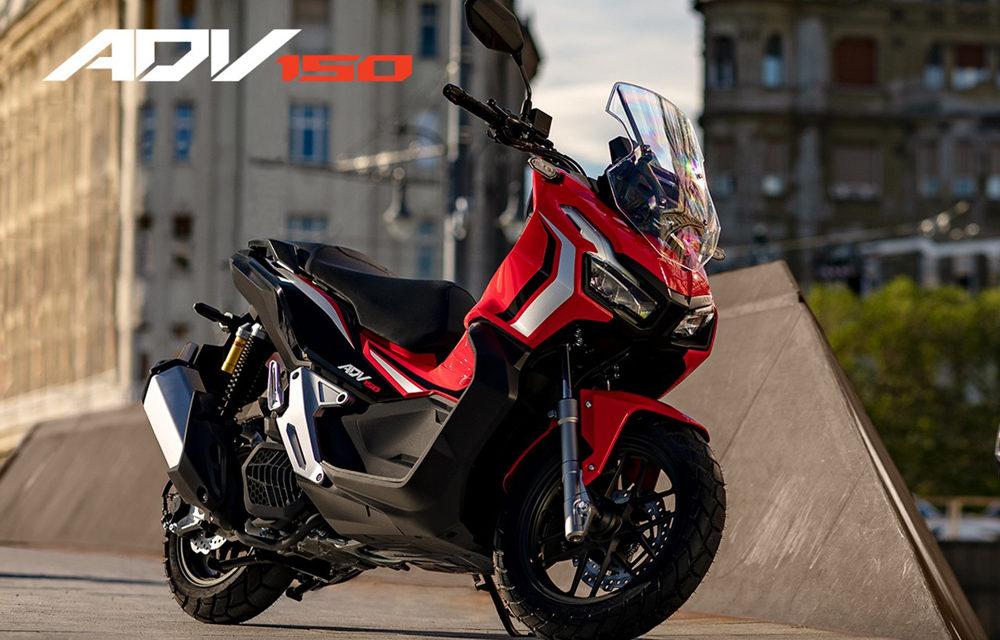 Honda ADV 150: Un scooter de momento reservado sólo para Asia