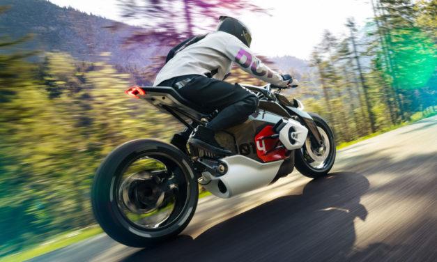 BMW, a un paso de su nueva moto eléctrica