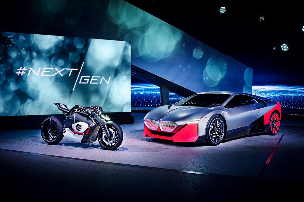 Sinergias de grupo, BMW aprovechará todo el desarrollo de sus coches eléctricos en su moto