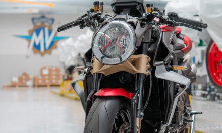 MV Agusta fabricará motos para el A2