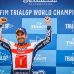 Toni Bou logra en Francia un nuevo título de Campeón del Mundo