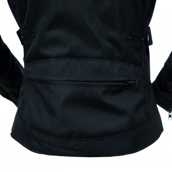 Detalle ajuste cintura Chaqueta Network Lady 2G de Tucano Urbano