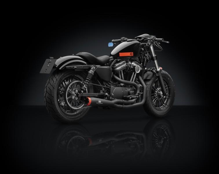 Kit equipamiento Rizoma para la Harley-Davidson XL1200X Sportster