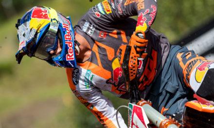 Jorge Prado logra su segundo título de Campeón del Mundo de Motocross MX2