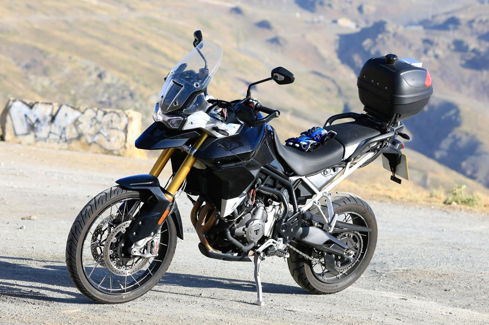 La Triumph Tiger 800 2020 estará más adaptada para un uso off road
