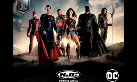 Cascos DC Superhéroes de HJC