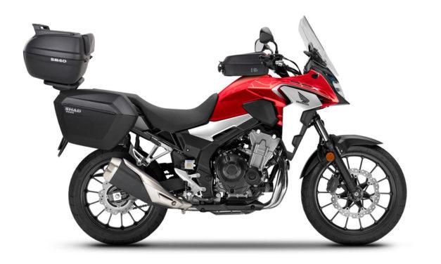 Equipa tu Honda CB 500 X con SHAD