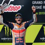 Triplete de victorias españolas en el GP de República Checa