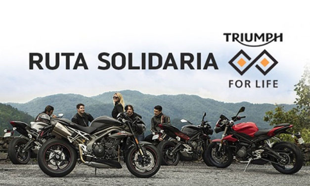 Ruta solidaria Triumph for Life