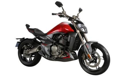 Zontes V 310, la custom de la gama de motos para el A2