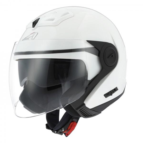 Casco jet DJ8 de Astone Helmets blanco