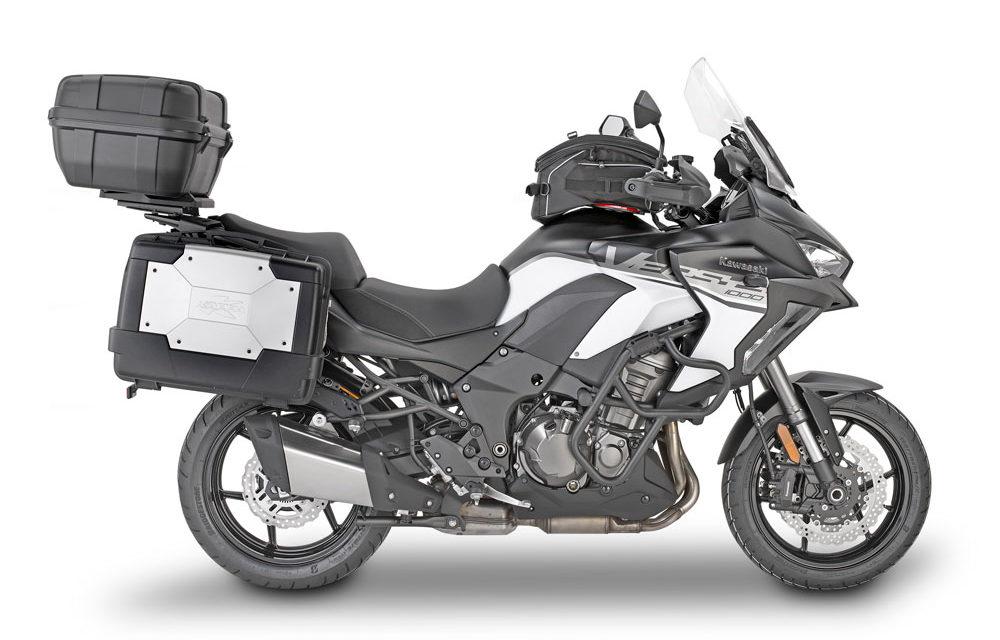 Kit de accesorios Kappa para la Kawasaki Versys 1000