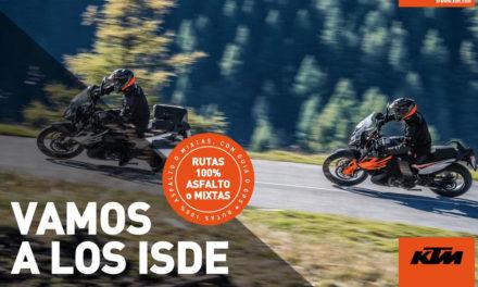 Viaja con KTM a los Seis Días de Enduro ISDE 2019