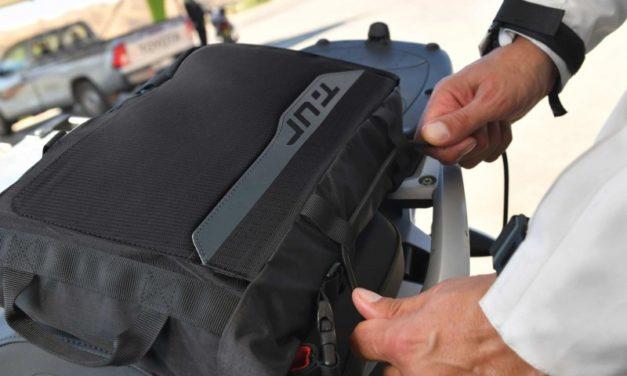 bolsas de asiento y manillar B-One y B-Two de T.ur