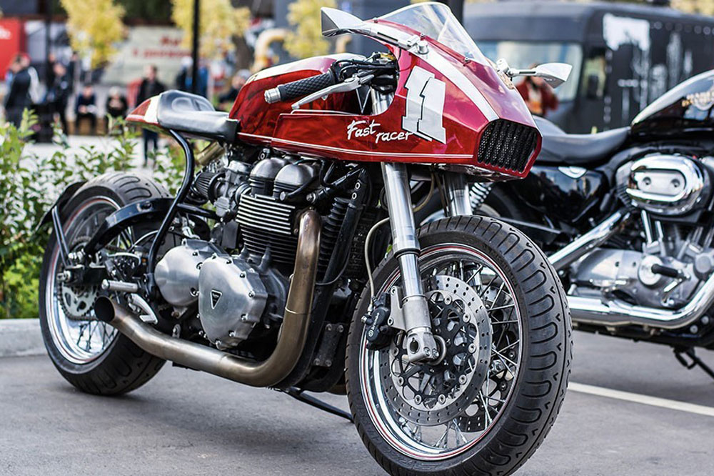 Todo listo para el Distinguished Gentleman's Ride 2019