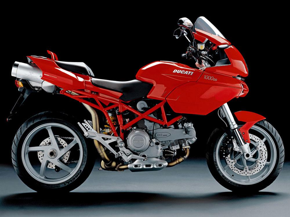 Ducati Multistrada 1000 DS de 2003
