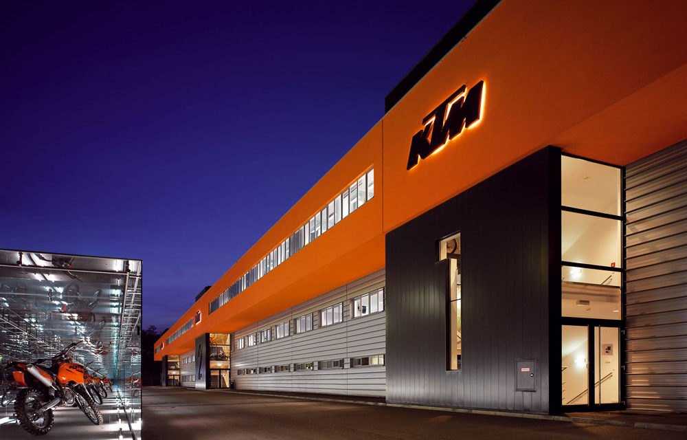 KTM compra Gas Gas