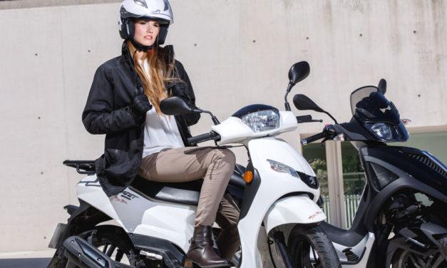 Jane, pantalones leggings para moto de Overlap