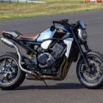 50 años de la Honda CB: Más preparaciones