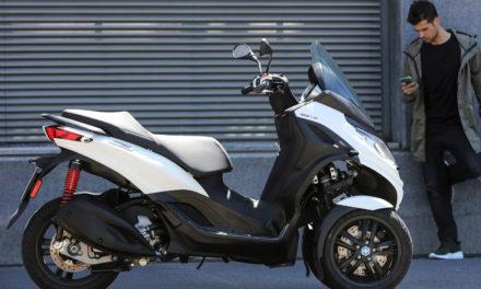 Promociones en los scooter Piaggio MP3: Llegan los Urban Days