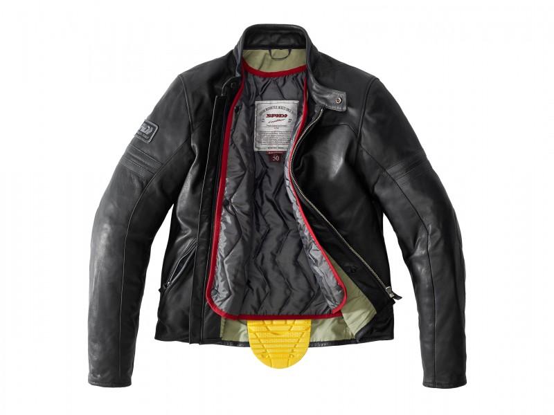 Chaqueta moto Vintage Leather de Spidi