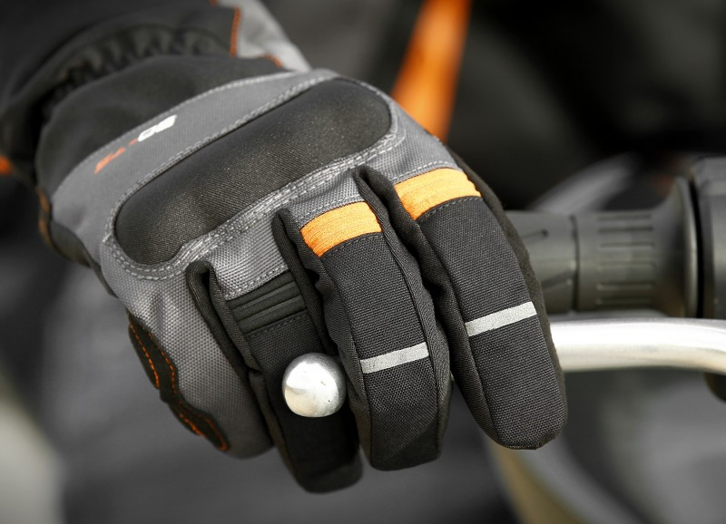 Guantes SD-T5 y SD-T25 de Seventy Degrees