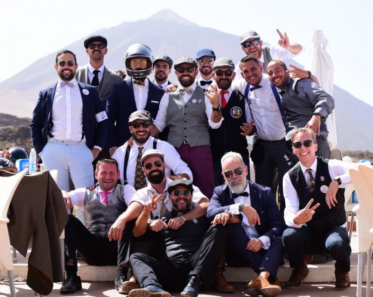 The Distinguished Gentlemans Ride 2019