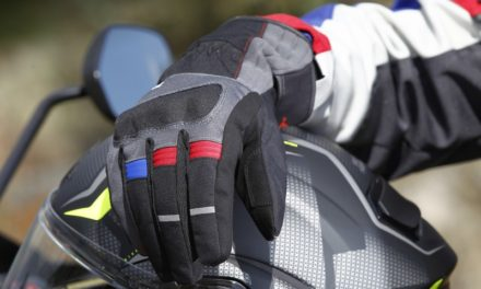 Guantes Touring SD-T5 y SD-T25 de Seventy Degrees