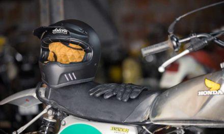 Casco integral Super Retro de Astone Helmets
