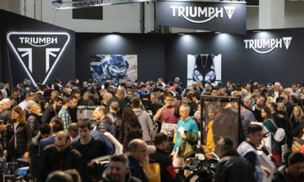 Vive la Moto 2020, se celebrará el próximo mes de abril en Madrid