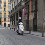 Cómo circular por Madrid en Moto