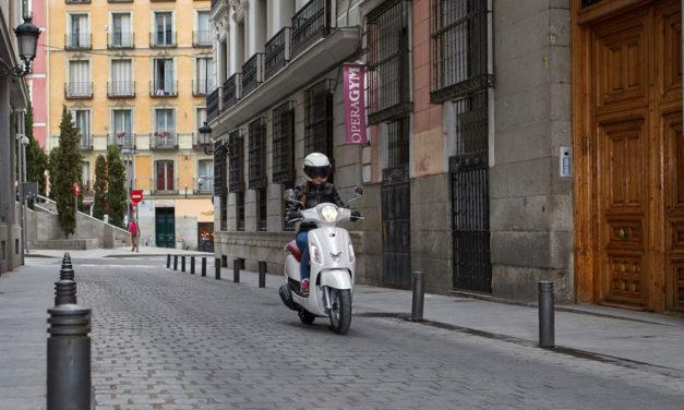 Como circular por Madrid en Moto a partir de enero de 2020