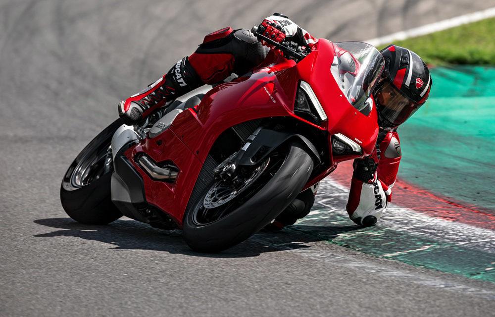 Ducati Panigale V2 2020, placer bicilíndrico