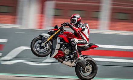 Ducati Streetfighter 2020: Directa al corazón