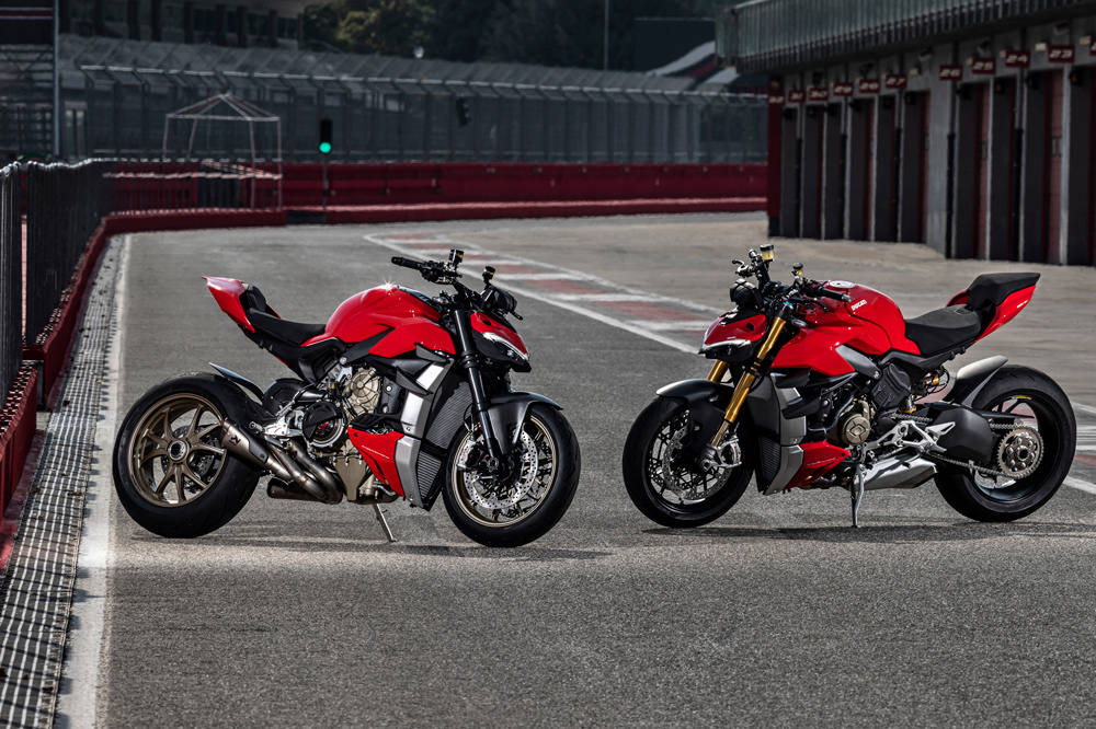 Ducati Streetfighter 2020