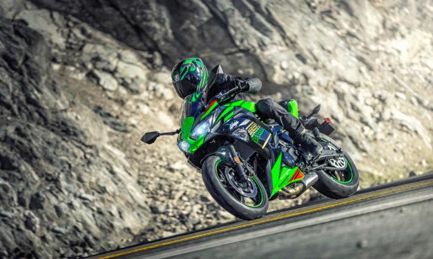 Kawasaki Ninja 650 2020: Actualizada