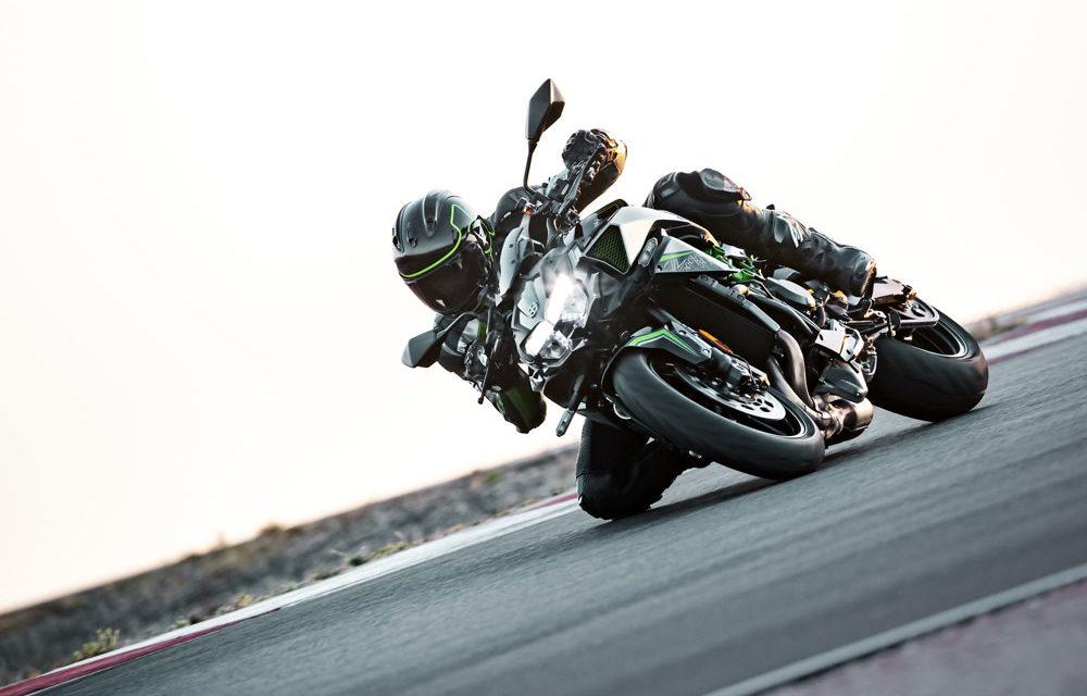 Kawasaki Z H2 2020: Una moto naked extremadamente deportiva