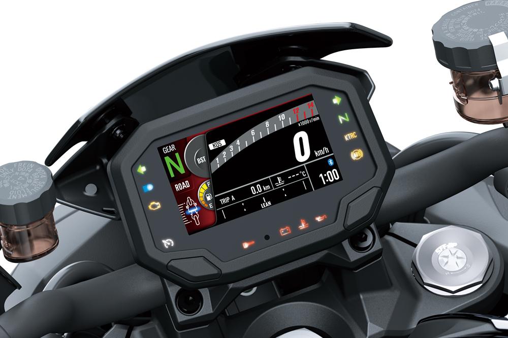 Kawasaki Z H2 Cuadro de instrumentos