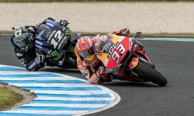 Marc Márquez logra la undécima victoria del Mundial de MotoGP 2019