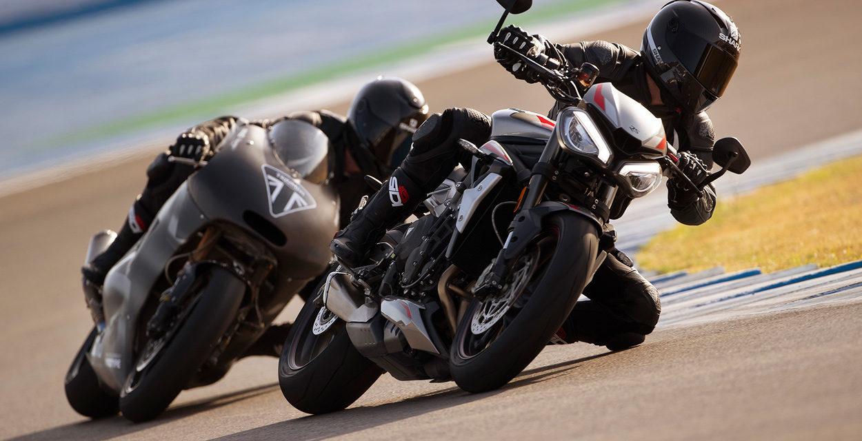 Triumph Street Triple RS 2020: ADN de Moto2