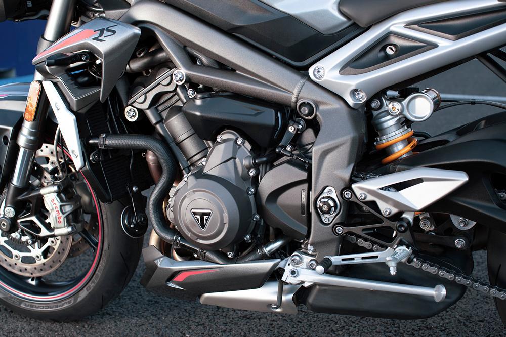 El motor de la Triumph Street Triple 2020 ya está adaptado a la Euro 5