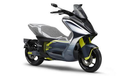 Scooter, motos y bicis eléctricas Yamaha en el próximo Salón de Tokio